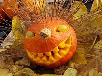 Halloween Just Sanary Concours Courges