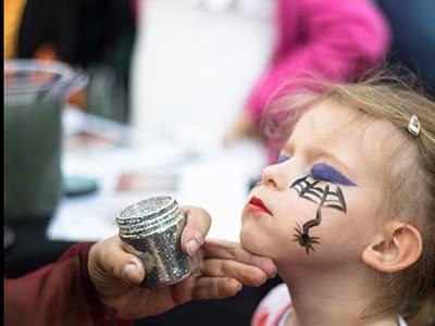 Halloween Just Sanary Maquillage
