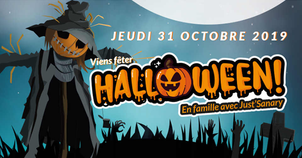 Just' Halloween c'est la fête à sanary