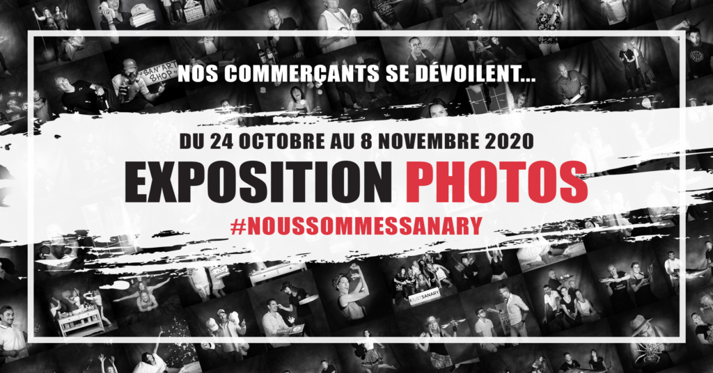EXPOSITION PHOTOS « NOUS SOMMES SANARY »